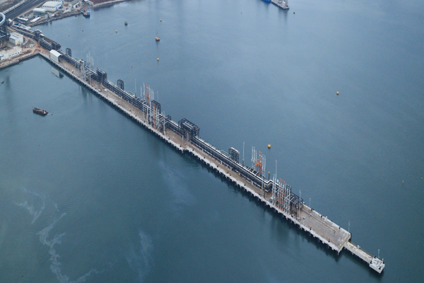 Tüpraş İzmit Rafinerisi -B- Bölgesi Rıhtım Güç. ve İskele İnşaatı