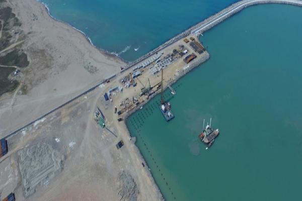 Karasu Limanı Y.İ.D. Projesi Kıyı Yapıları