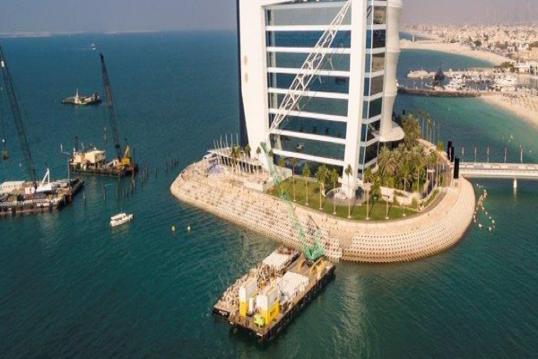 BURJ AL ARAB ISLAND DEVELOPMENT PROJECT