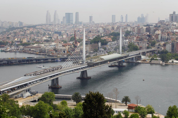 HALIC METRO CROSSING BRIDGE