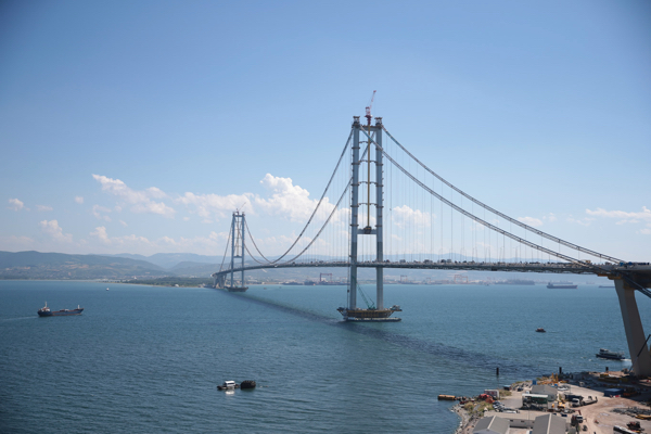 IZMIT BAY CROSSING PROJECT