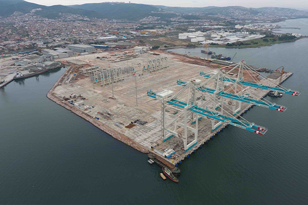 SAFI DERINCE INTERNATIONAL PORT PHASE-1 EXTENSION…
