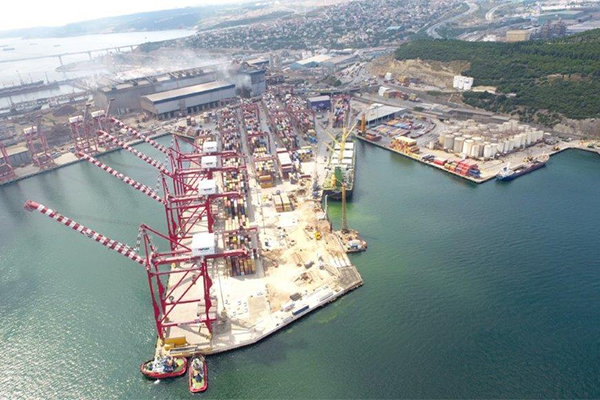 YILPORT PHASE-2 EXTENSION PROJECT